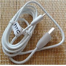 ORIGINAL Micro USB Charging Cable M410 HTC One X Desire V Evo 3D ~W