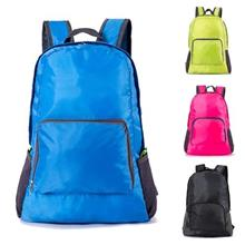 Outdoor Sports Foldable Backpack Hiking Colors Bag