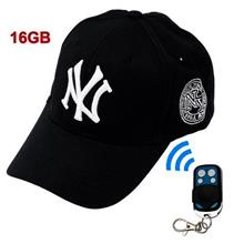 16GB Hat Camera With Remote Control (HT-01).