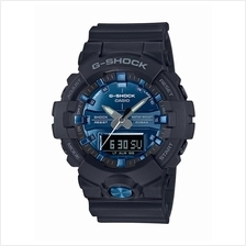 Casio G-Shock Men Blue Mirror Color Face Sport Watch GA-810MMB-1A2