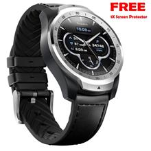 Ticwatch Pro Silver AMOLED + LCD dual layer screen 5-30 days battery