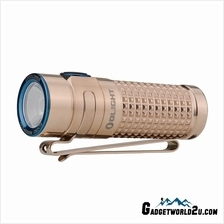 LIMITED EDITION Olight S1R II TI SUMMER Baton Rechargeable 1000L Flash