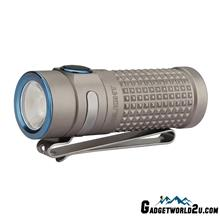 LIMITED EDITION Olight S1R II TI WINTER Baton Rechargeable 850L Flashl