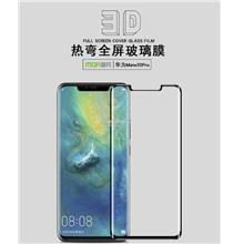 HUAWEI MATE 20 PRO 3D CURVE MOFI Full Coverage Tempered Glass