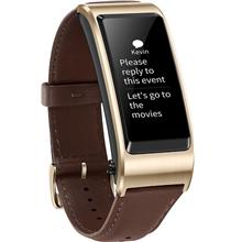 Huawei TalkBand 5 Brown Mocha Brown Leather Full Set