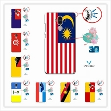 ASUS Zenfone 4 Selfie ZD553KL DIY State Flag Case Casing Cover Customize