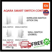 Xiaomi Aqara Mijia Smart Home Light Control Single Fire ZigBee Switch