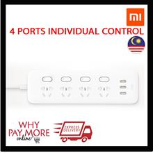 Xiaomi Mijia Power Socket Strip Switch 4 Ports USB Fast Charge