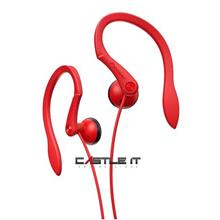 PIONEER Earphone Wired SPORTS ACTIVE FIT (SE-E511-R) RED