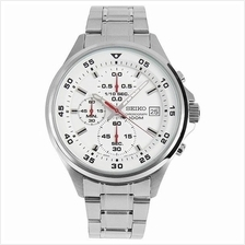 SEIKO Chronograph Quartz White Dial SKS623P1  SKS623 Mens Watch