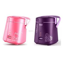 Portable 1.2L / 1.8L Mini Rice Cooker w Stainless Steel lunch box