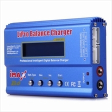 IMAX B6 LCD SCREEN DIGITAL RC LIPO NIMH BATTERY BALANCE CHARGER (BLUE)