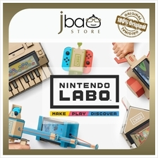Nintendo Switch Labo Toy-Con 01 Variety Kit Piano Fishing Motorbike House RC C