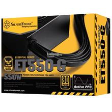 SILVERSTONE POWER SUPPLY ESSENTIAL 550W 80PLUS GOLD (ET550-G)