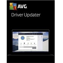 AVG Driver Updater 2019 - 1 Year 3 PC Windows 7 8 10 Original