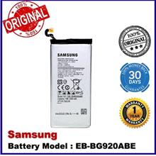 Original Samsung Galaxy S6 G920F G9200 EB-BG920ABE Battery