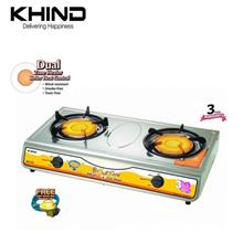 Khind Igs1515 Infrared Hot Lava Gas Stove Smoke Free Strong Flame