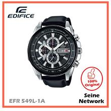 CASIO EDIFICE EFR-549L-1A WATCH [ORIGINAL]