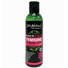 Zen Natural Tea Tree Feminine Hygiene Wash 300ml (Feminine Wash)