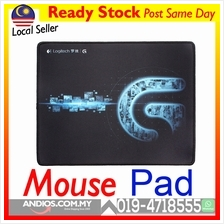 Logitech Anti-Slip Mouse pad Speed Edition Gaming Office
