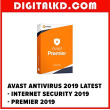 Avast Internet Security 2019 Premier 2019 - Latest: Best Price in Malaysia