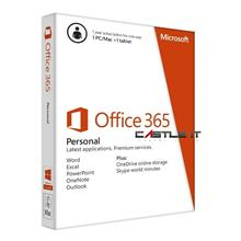 MICROSOFT Software OFFICE 365 PERSONAL (1USER + 1YEAR SUBS) -BUY ORIGI