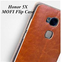 Honor 5X Leather Flip Case