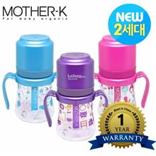 Mother-K PP Straw Cup Feeding Bottle 200ml