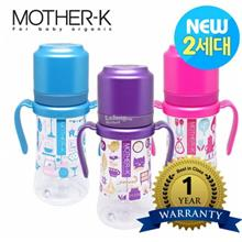 Mother-K PP Straw Cup Feeding Bottle 300ml