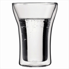 Bodum Assam Double Wall 2 Pieces Glass Medium - 4556-10