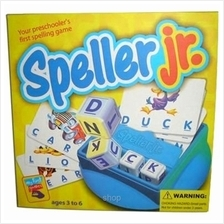 Speller Junior Games - IQ0601