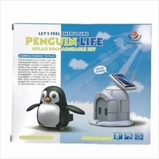 Kids Station Penguin Life Solar Rechargeable Kit