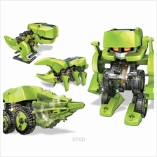 Kids Station T4 Transforming Solar Robot - IQ2125)