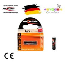 Ansmann Alkaline Battery A27 / LR27 - GERMAN TECHNOLOGY