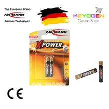 Ansmann X-Power Alkaline Battery AAAA / LR08 (2 pcs)-GERMAN TECHNOLOGY