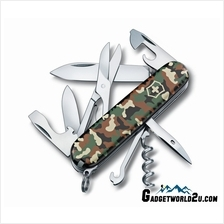 Victorinox Climber Camouflage Multitool Pocket Knife 1.3703.94