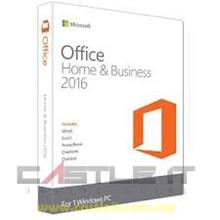 MICROSOFT Software OFFICE HOME & BUSINESS 2016 RETAIL -BUY ORIGINAL