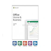 MICROSOFT Software OFFICE HOME AND BUSINESS 2019 RETAIL (Medialess)