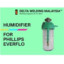 MEDICAL OXYGEN HUMIDIFIER FOR PHILLIPS EVERFLO REPLACEMENT