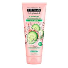 FREEMAN Cucumber Pink Salt Clay Mask 175ml
