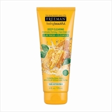 FREEMAN Honey Tea Tree Clay Mask Cleanser 175ml