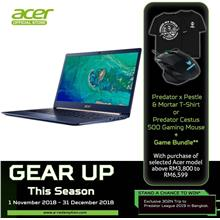 Acer Swift 5 SF514-52T-89LQ - I7-8550U/8GB/512GB/IntelHD/W10/14'FHD)