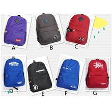 Unisex Travel Sport Shopping Backpack School Bag