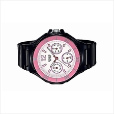 Casio Ladies Black Rubber Strap Sport Watch LRW-250H-1A3VDF