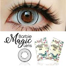Magic Barbie DOLLY GREY Korean contact lens colored lenses 16mm