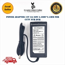 Switching Power Supply Adapter for CCTV DVR LED 12V 3A 36W 5.5mm*2.5mm