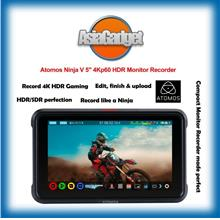 NEW Atomos Ninja V 4K HDMI Recording Monitor