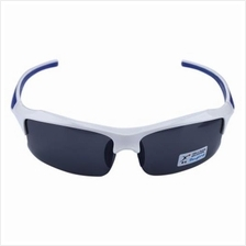 XQ-128 PROFESSIONAL POLARIZED CYCLING GLASSES CASUAL SPORTS SUNGLASSES (BLUE A