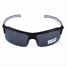 XQ-128 PROFESSIONAL POLARIZED CYCLING GLASSES CASUAL SPORTS SUNGLASSES (BLACK