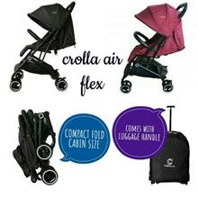 CROLLA AIR FLEX LIGHT WEIGHT STROLLER